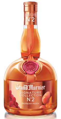 Grand Marnier Liqueur Signature Collection No 2 Raspberry Peach